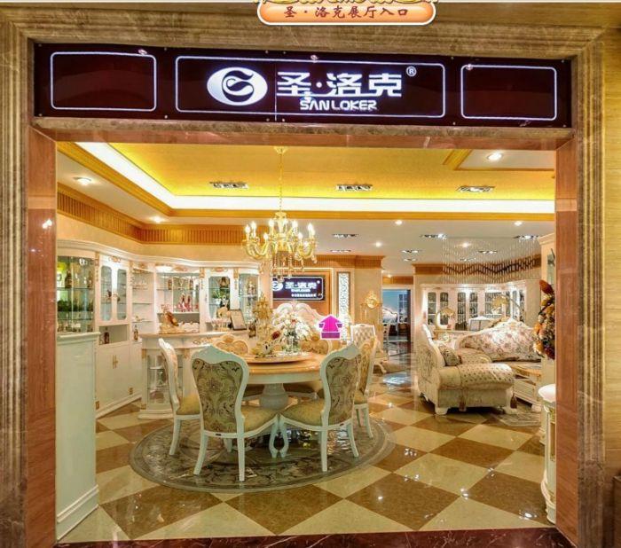 河北邯郸中至信家具使用易管家具软件