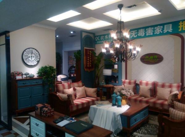 河南郑州欧木轩家具使用易管家具软件