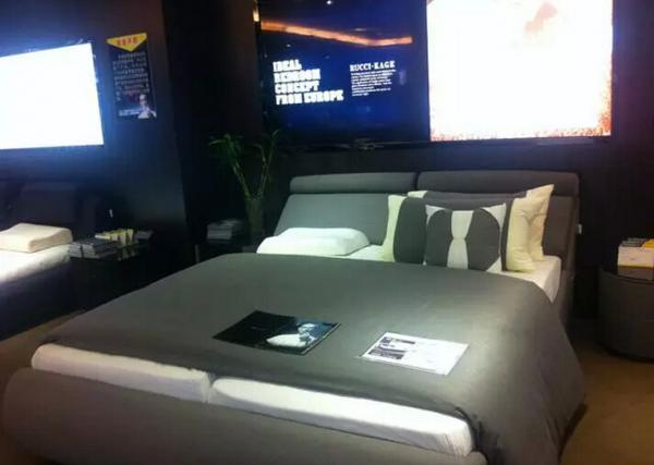江苏无锡慕思家具使用易管E8家具软件加点