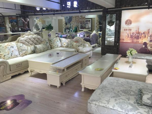 湖北宜昌红蜻蜓沙发使用易管家具软件
