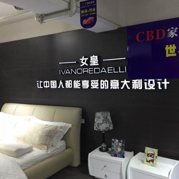 湖北宜昌红蜻蜓沙发使用易管E8家具软件加点