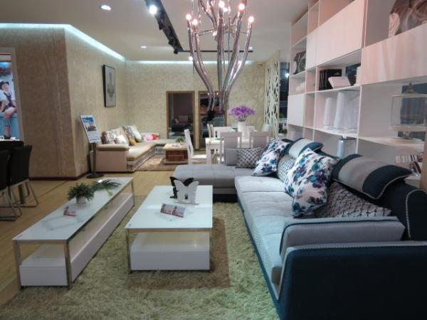 河南灵宝明珠生活馆使用易管家具软件