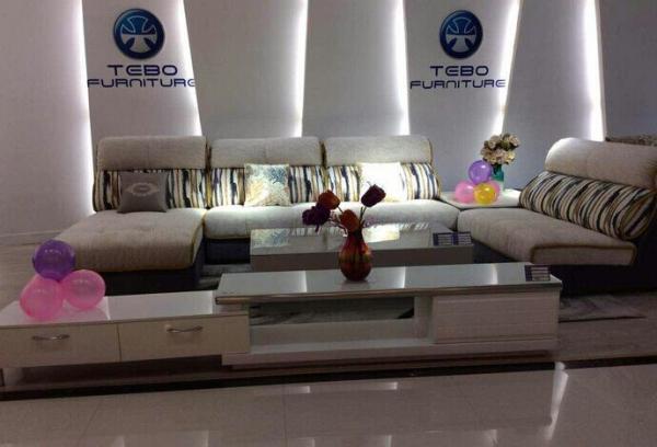 河南信阳息县e家家居使用易管E8家具软件