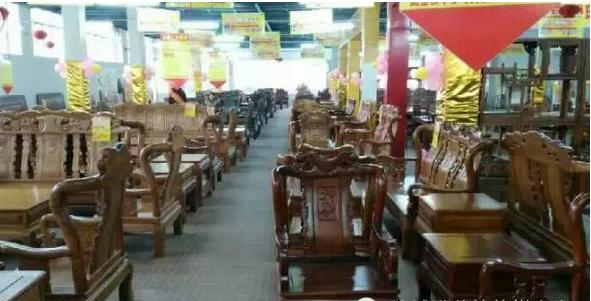 广西防城港金香江家具使用易管家具软件
