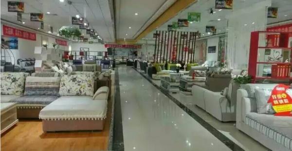 山东安富贵家具商场使用易管E8家具软件