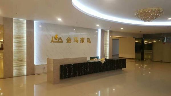 广东古镇金马家私使用易管E8家具软件加点
