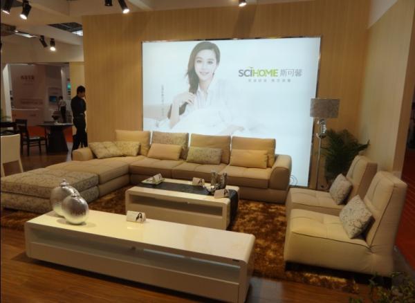 江苏徐州斯可馨家具使用易管E8家具软件
