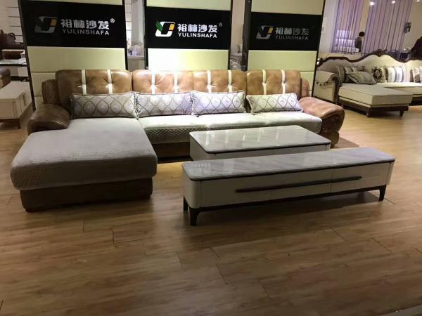 安徽裕林家居使用易管E8家具软件加点