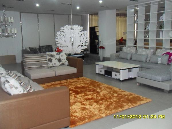 福建龙岩上杭华泰家具商场使用易管家具软件