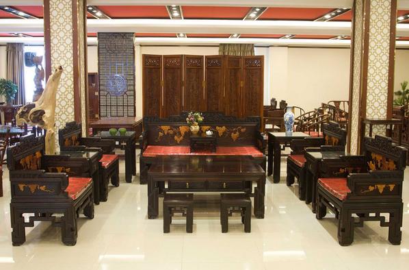 山东济南大户人家红木家具使用易管家具软件