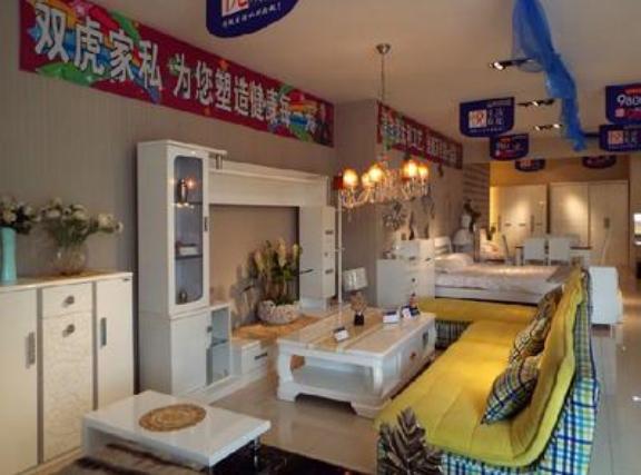 重庆彭水银利源建材双虎家私使用易管家具软件