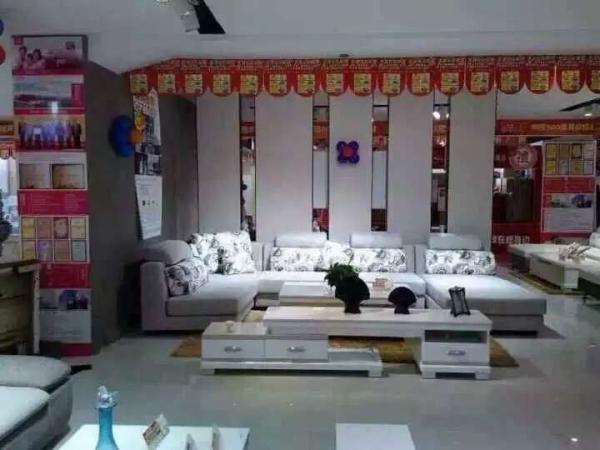 云南凤庆老石家具商场使用易管E8家具软件