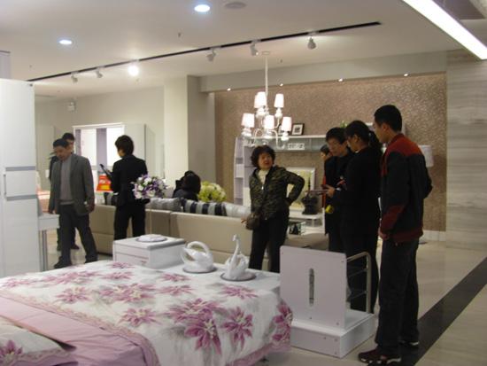 四川宜宾掌上明珠家具使用易管家具软件