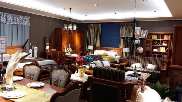 重庆江津双虎家私使用易管E8家具软件