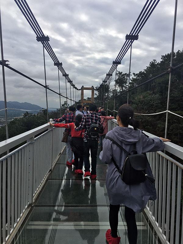 易管公司员工2017清远佛冈温泉行