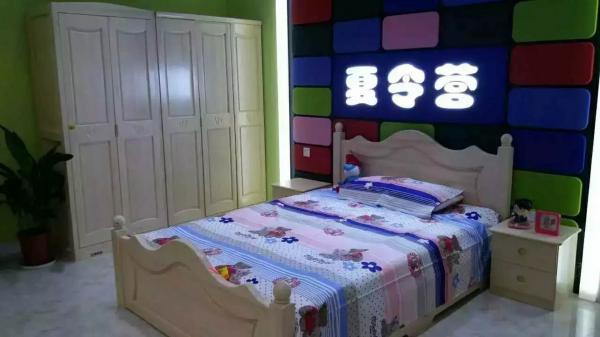 河北廊坊夏令营儿童家具使用易管E8家具软件