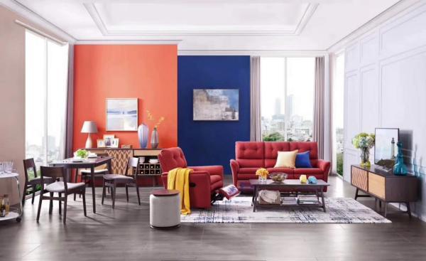 安徽芜湖芝华仕沙发使用易管E8家具软件