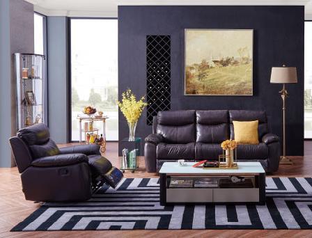 陕西西安芝华仕沙发使用易管E8家具软件
