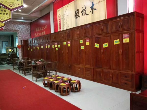 阳春志惠家具店使用易管E8家具软件加点