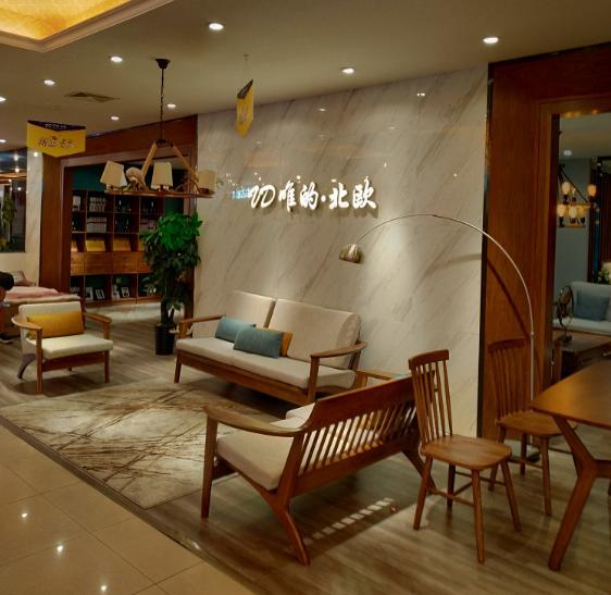 广东顺德唯的北欧家具使用易管E8家具软件