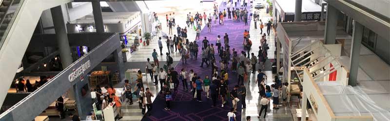 易管软件在第40届国际名家具展上