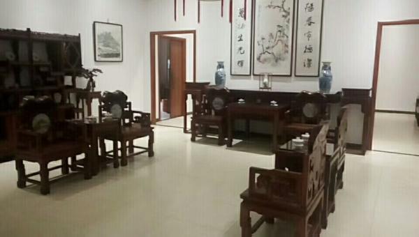 天津梧桐阁画廊使用易管E8家具软件加点