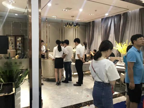 江苏南京意克拉家居使用易管E8家具软件