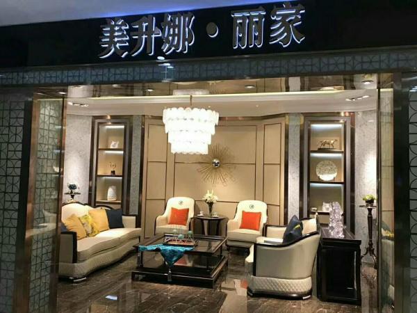 贵州安顺鼎顺家具城使用易管家具软件