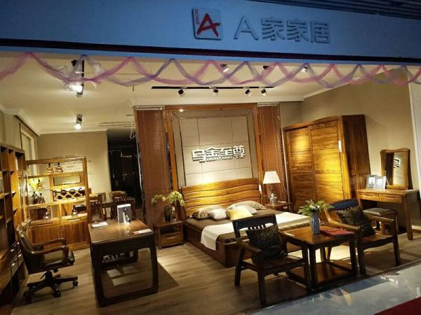 河北蠡县永盛国际家居使用易管E8家具软件