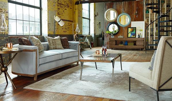成都尚典美家具使用易管E8家具软件