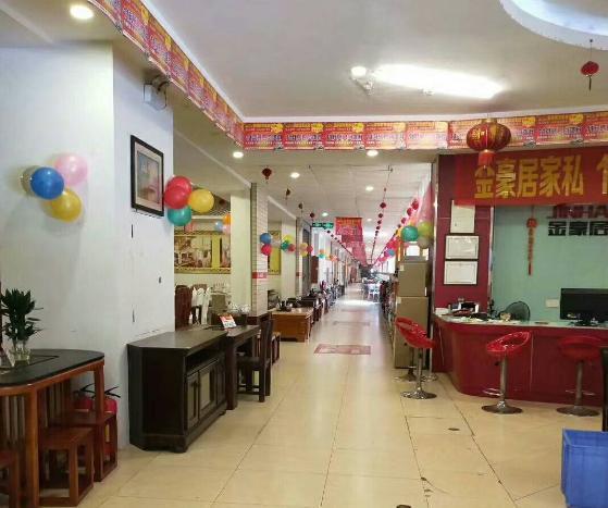广东中山金豪居家私使用易管E8家具软件