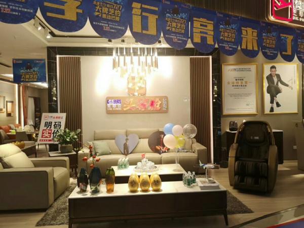 湖南岳阳芝华仕使用易管E8家具软件